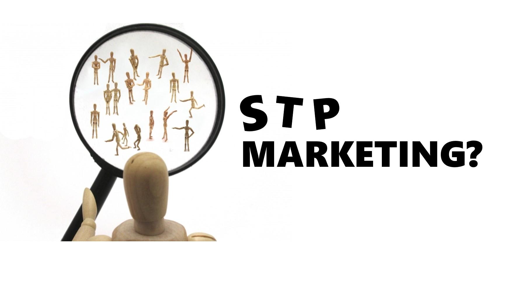 マーケティングの基本!STPマーケティングの3ステップとは?