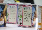 救缶鳥プロジェクト 2回目の交換